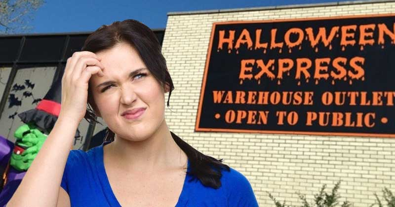 City Can't Remember What This Halloween Express Used To Be – The ...